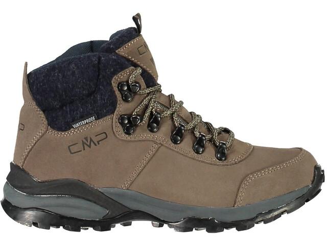 CMP Campagnolo Turais WP 2.0 Zapatillas de Trekking Mujer, tortora
